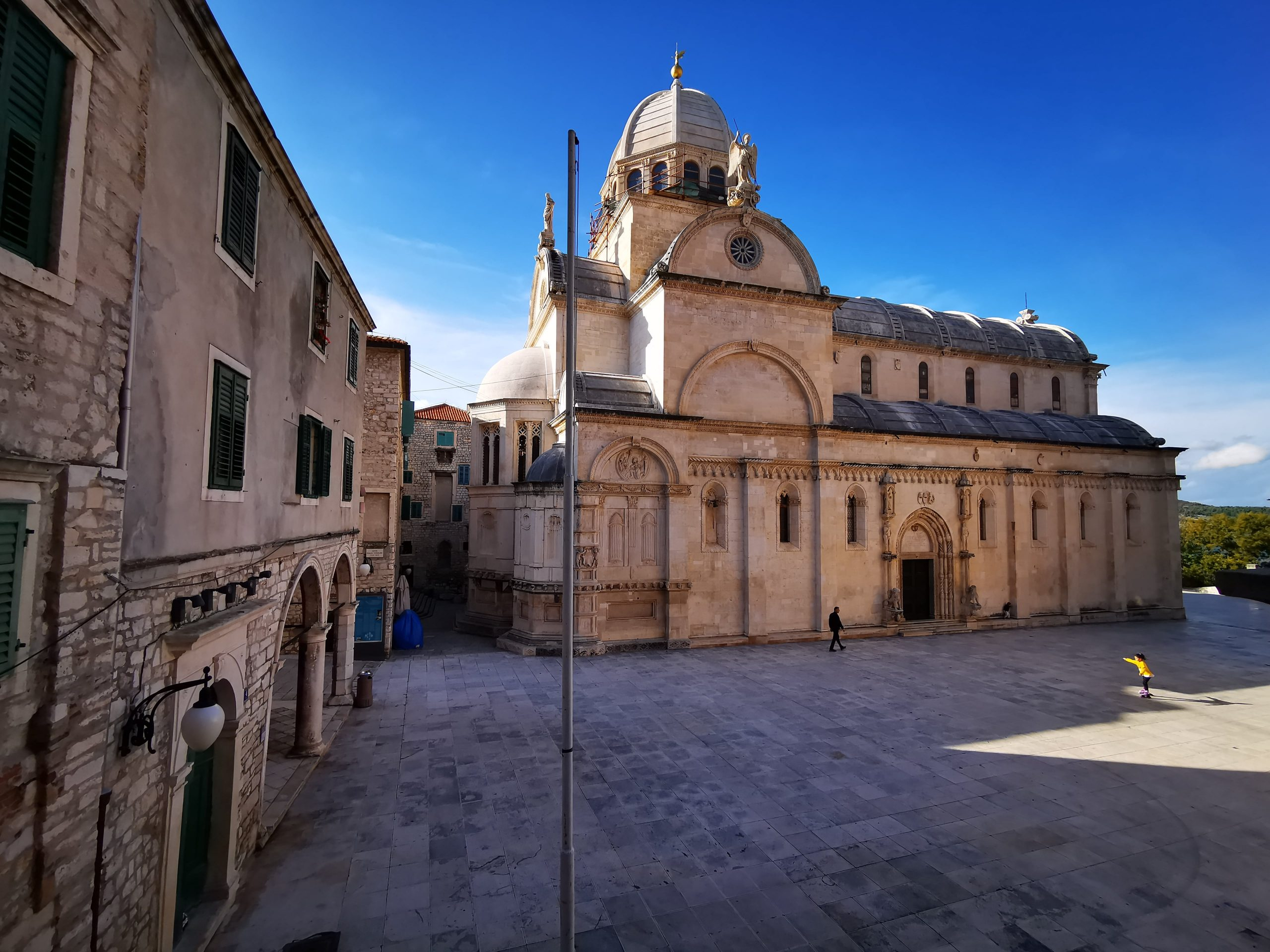Cathedral Saint Jacobs in Šibenik