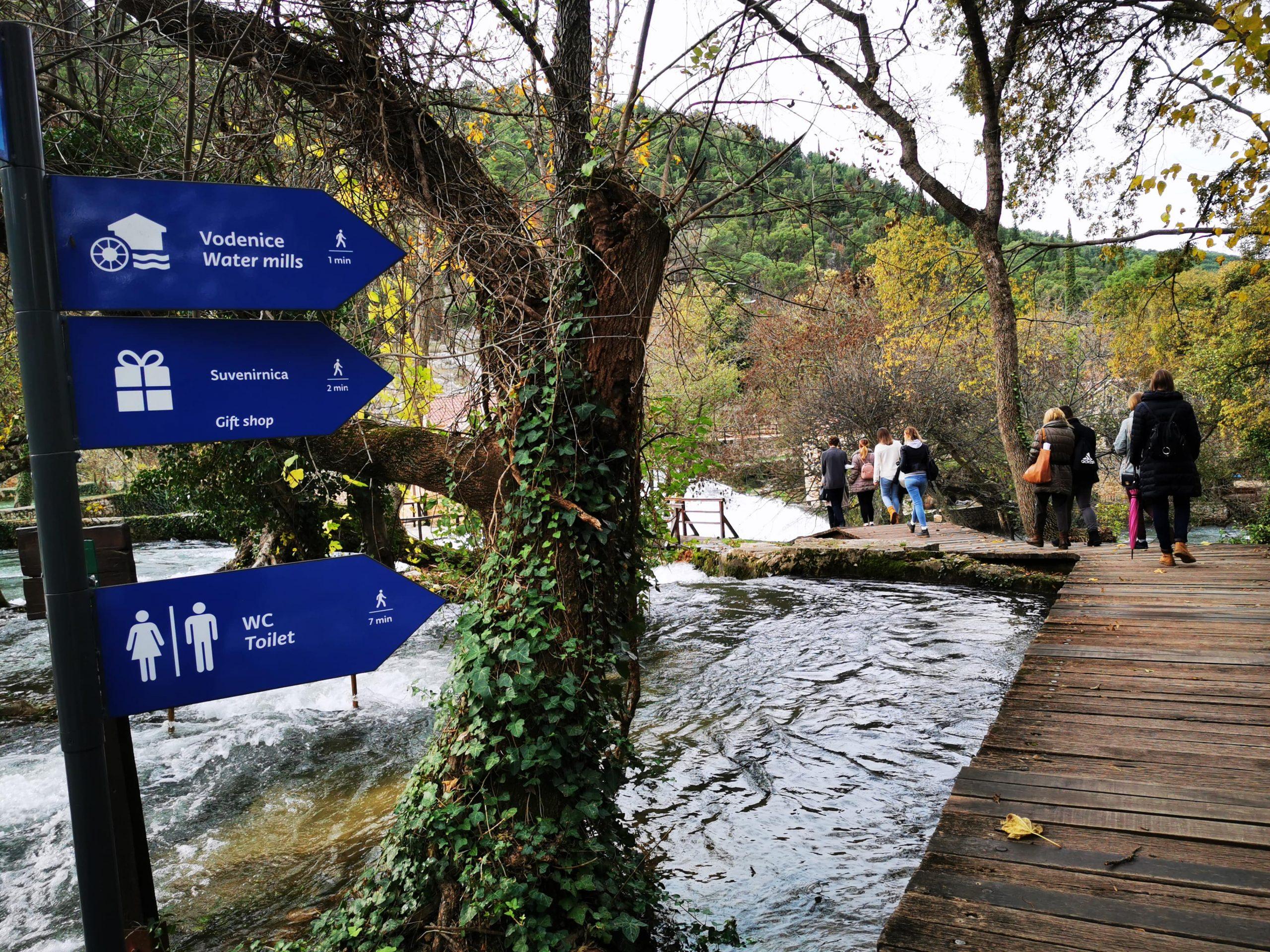 Krka waterfalls tour
