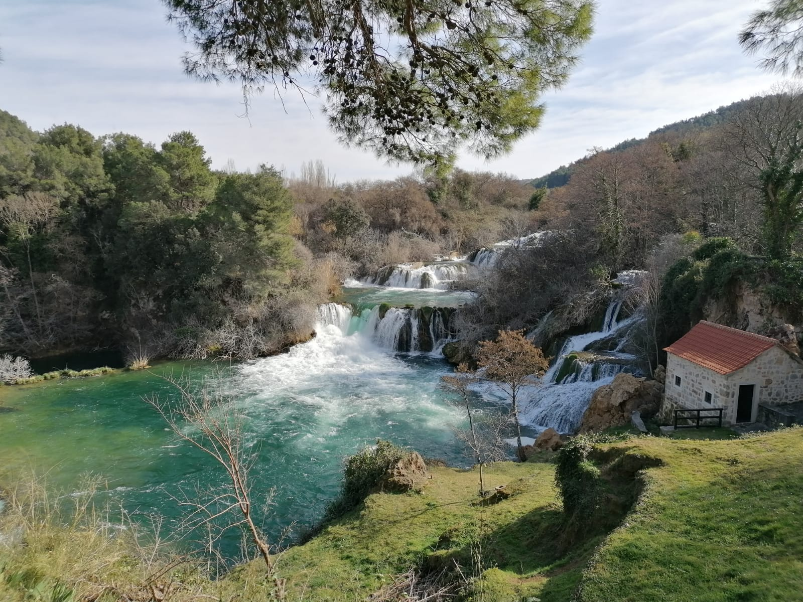 How to get to Krka Waterfalls