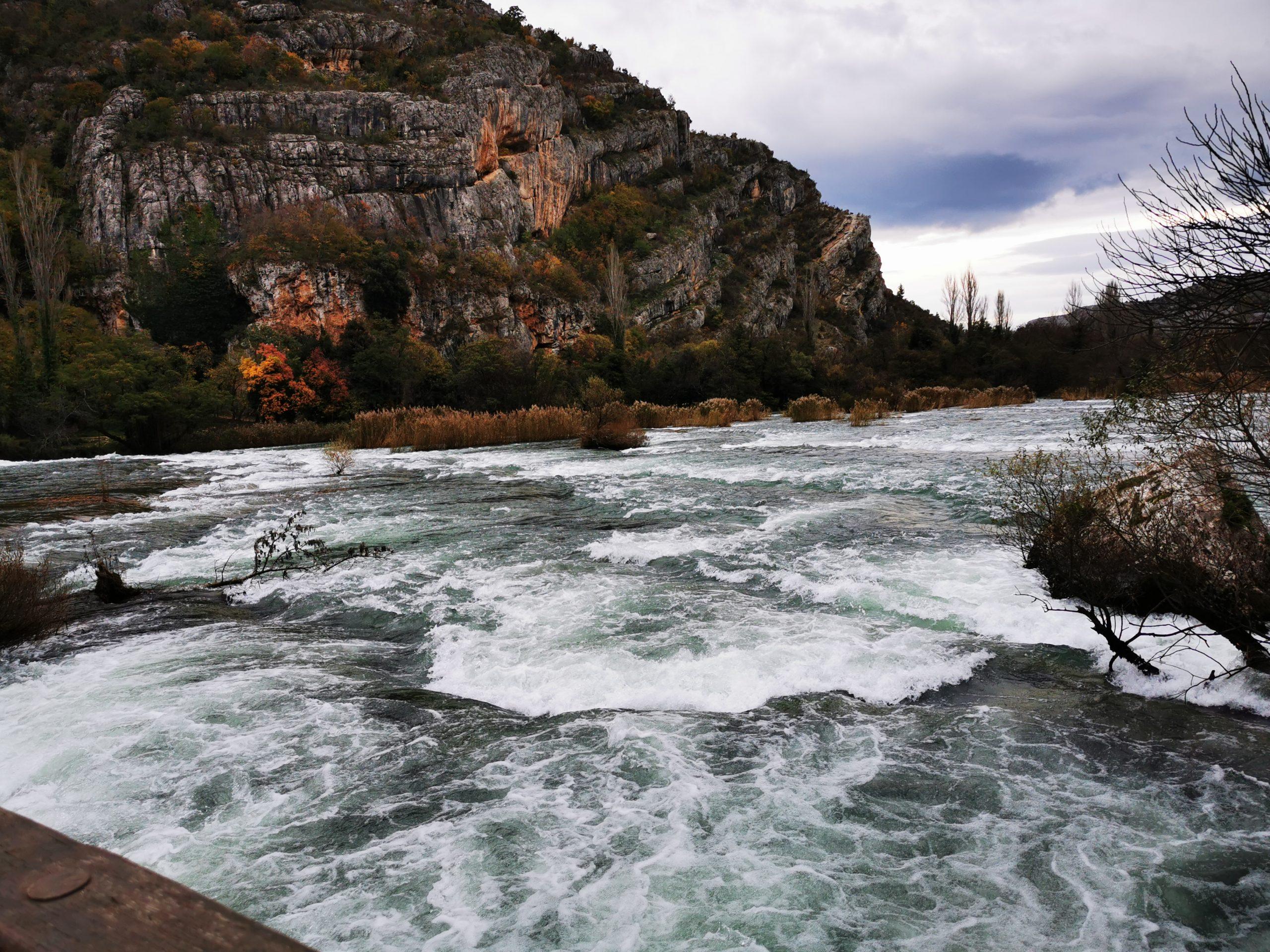 Krka Waterfalls Split Croatia