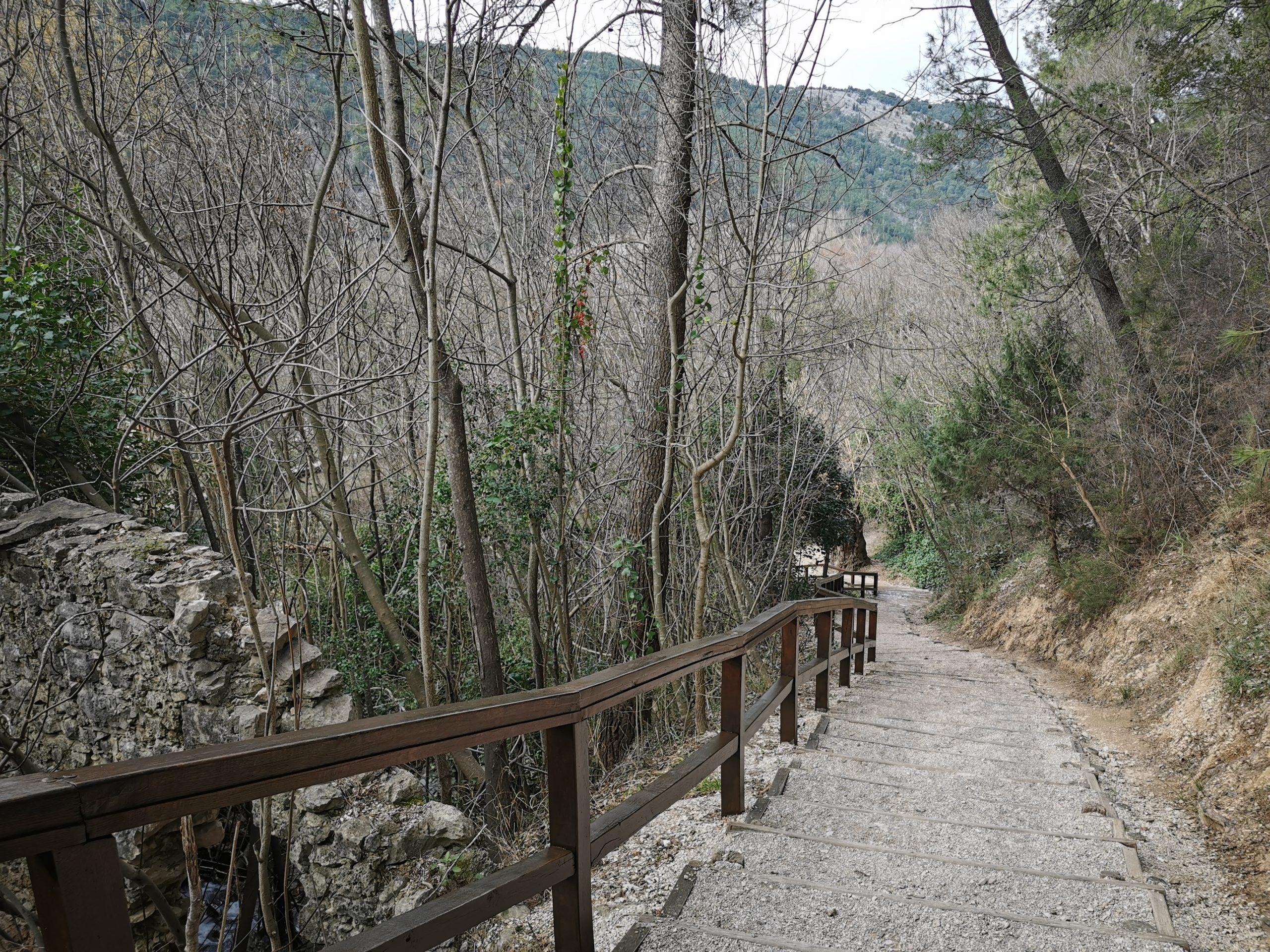 Krka trail