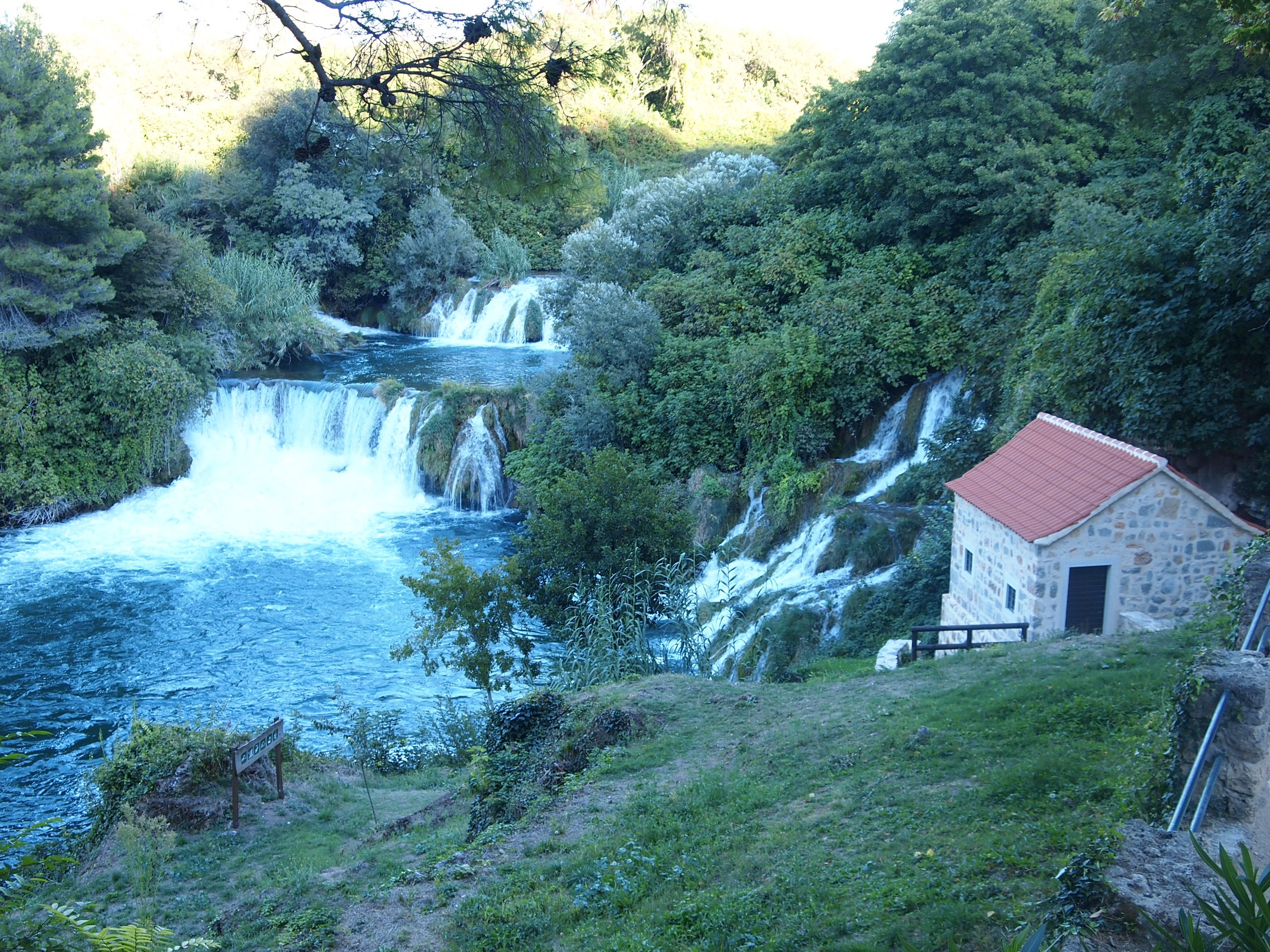 Natural park Mill