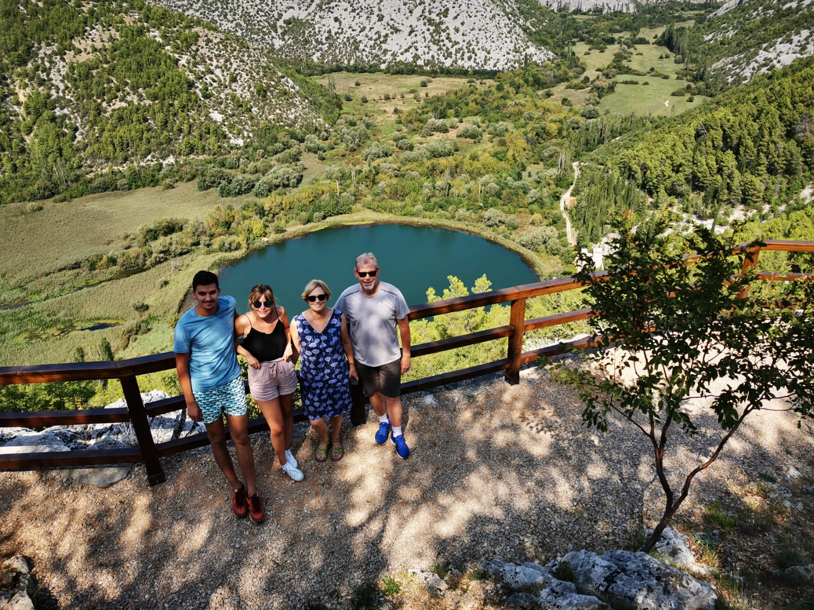 How to get to Krka Waterfalls from Split